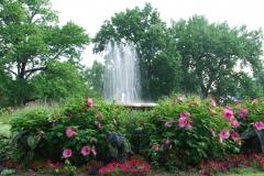 Heman Park Fountain